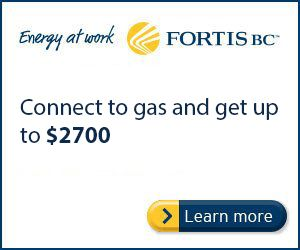 Connect to gas and get up to $2700